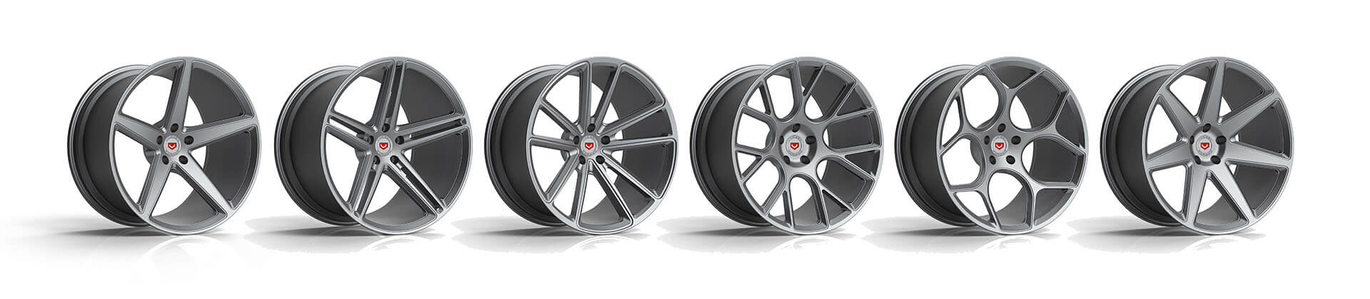 Vossen Wheels CG Series Lineup