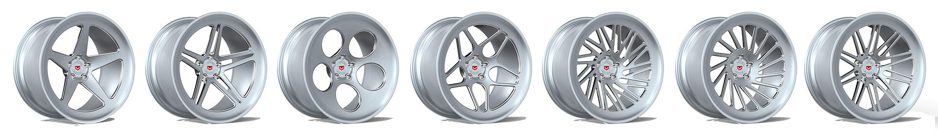 Vossen LC Series Wheel Lineup
