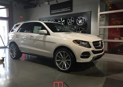 Mercedes-Benz GLE350