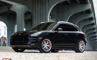 Porsche Macan on VOSSEN VPS-306 Forged