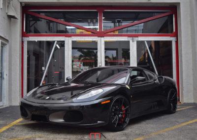 Ferrari 430 Black