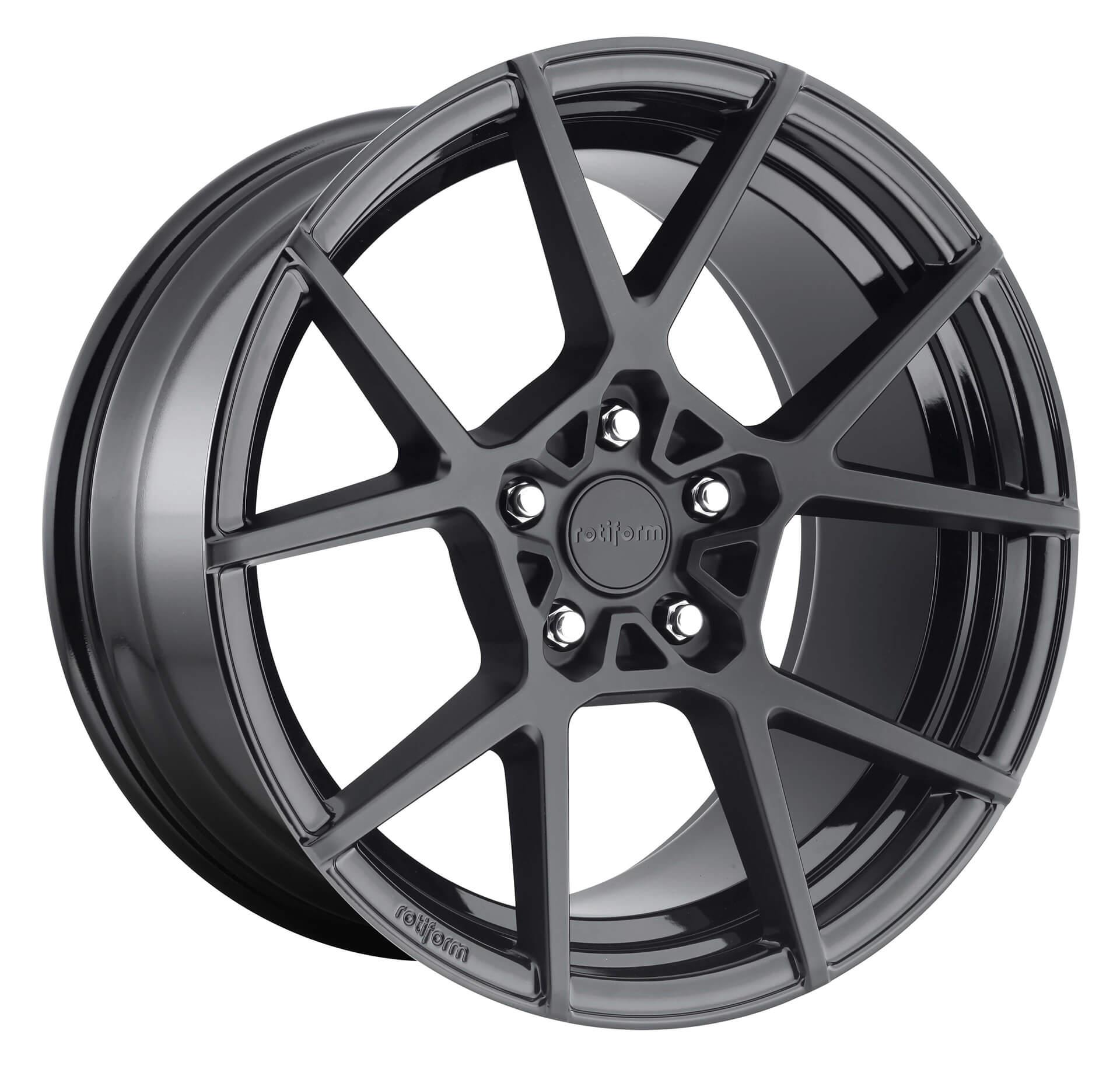 Rotiform Monoblock Wheel - KPS Cast 1 Piece