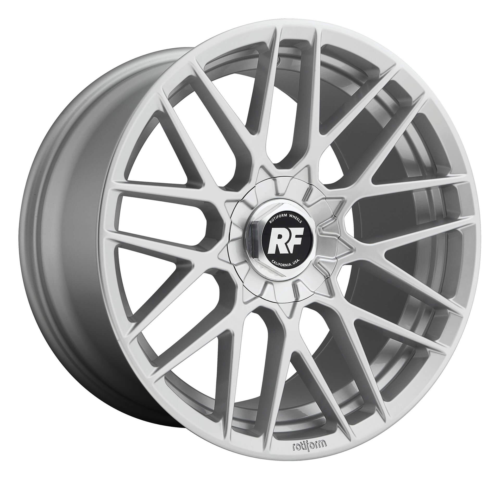 Rotiform Monoblock Wheel - RSE Cast 1 Piece