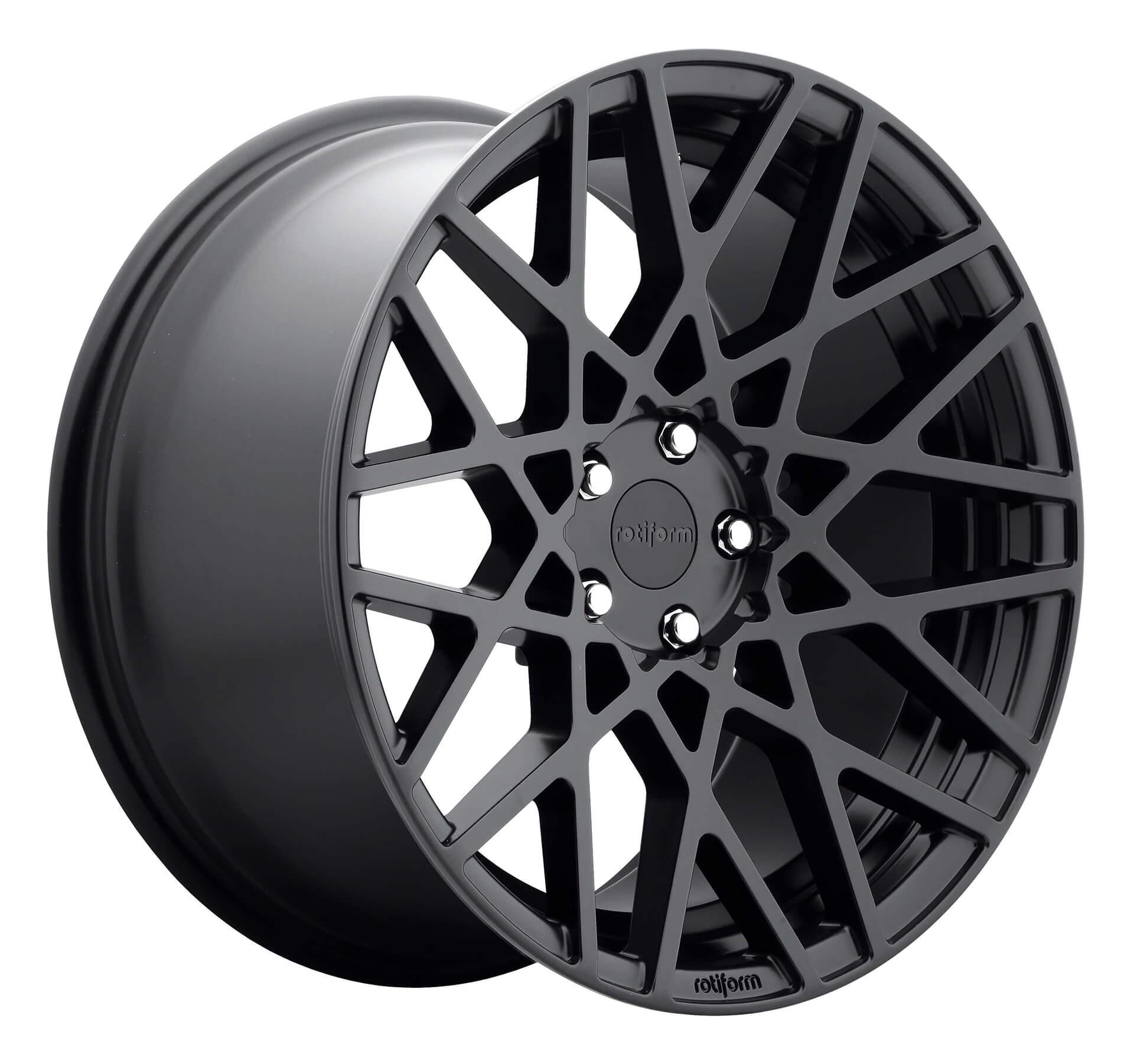 Rotiform Monoblock Wheel - BLQ Cast 1 Piece