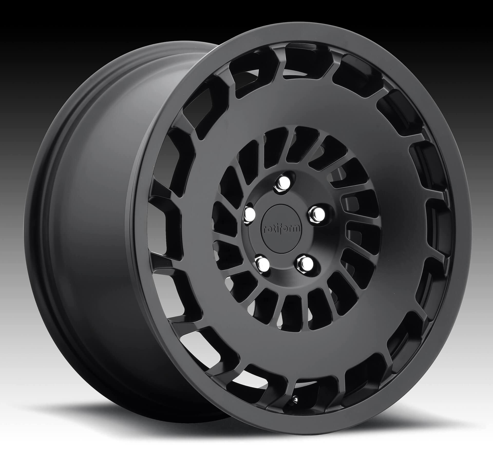 Rotiform Cast Wheel - CCV Cast 1 Piece