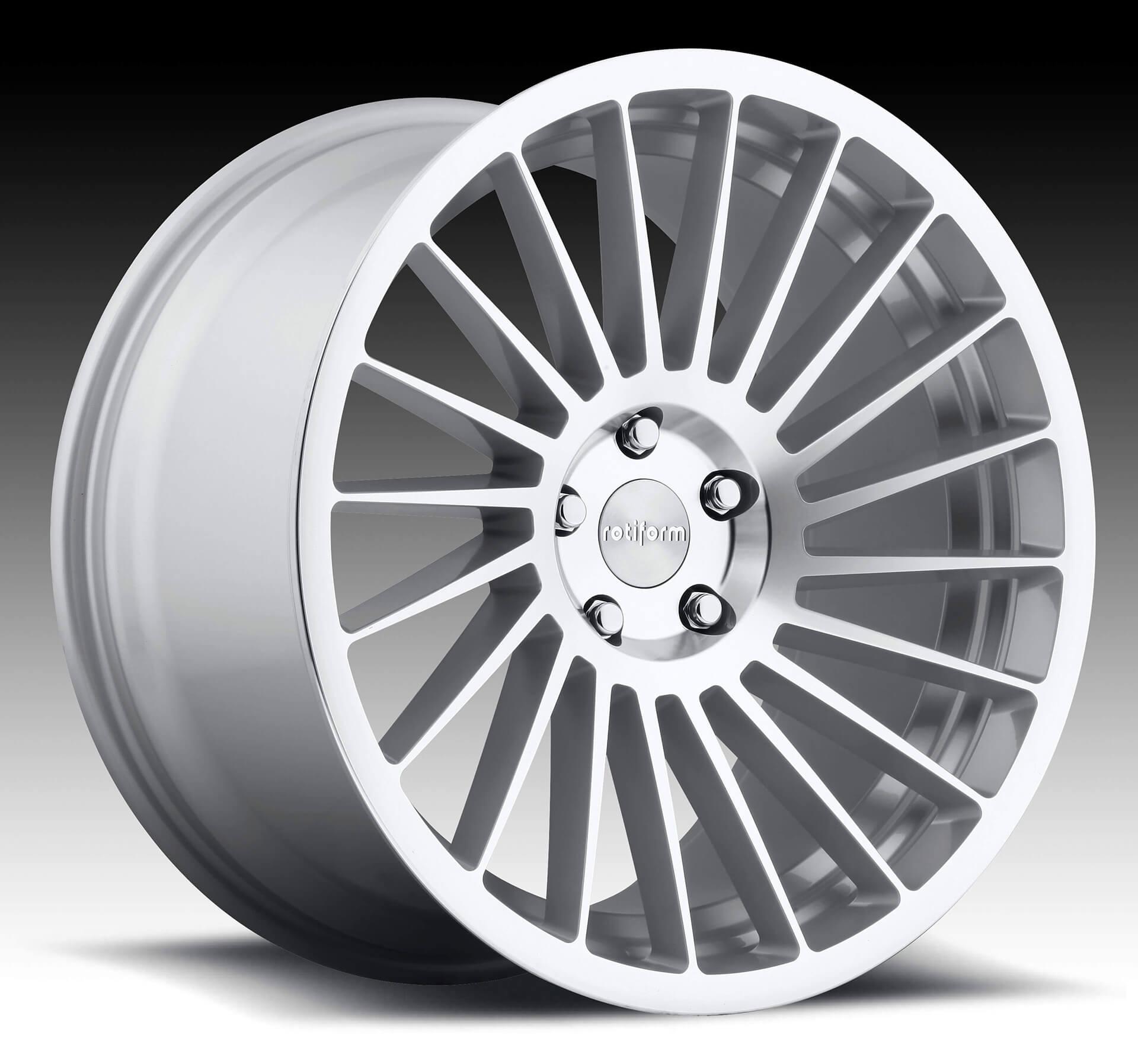 Rotiform Monoblock Wheel - IND-T Cast 1 Piece