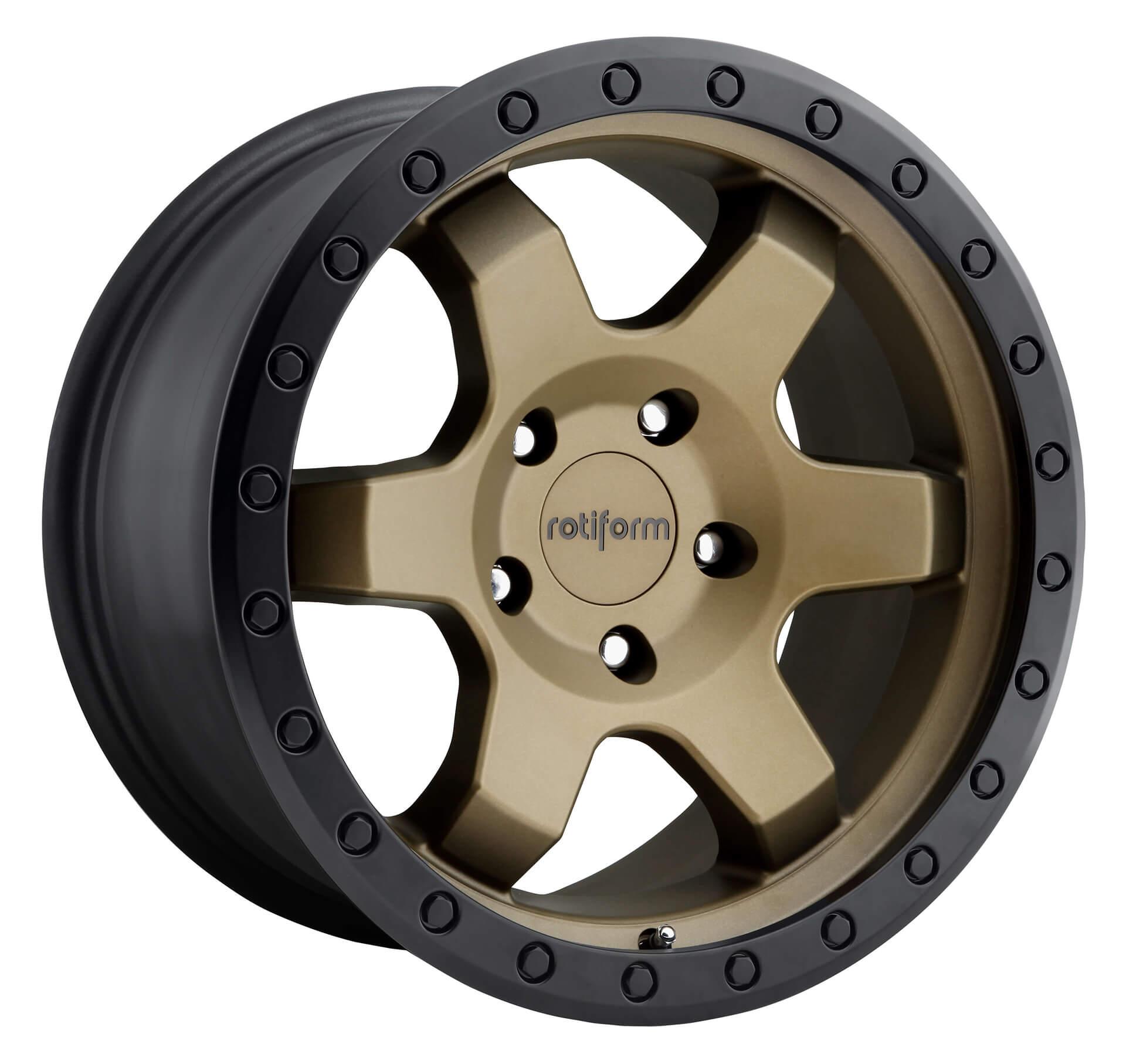 Rotiform Monoblock Wheel - SIX-OR Cast 1 Piece
