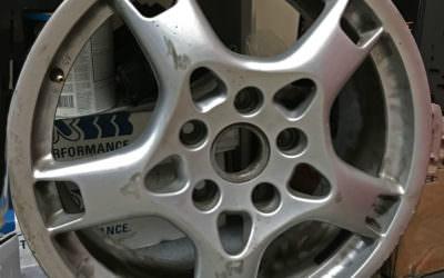 Types of Wheel Damage