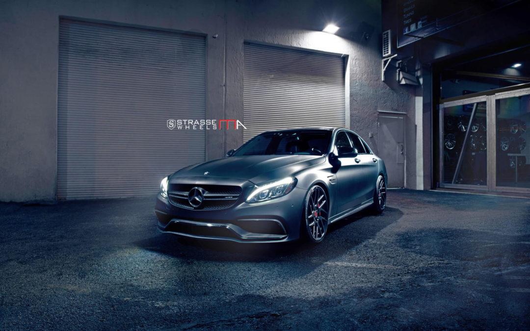 Mercedes-Benz C63 S