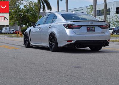 Lexus GSF