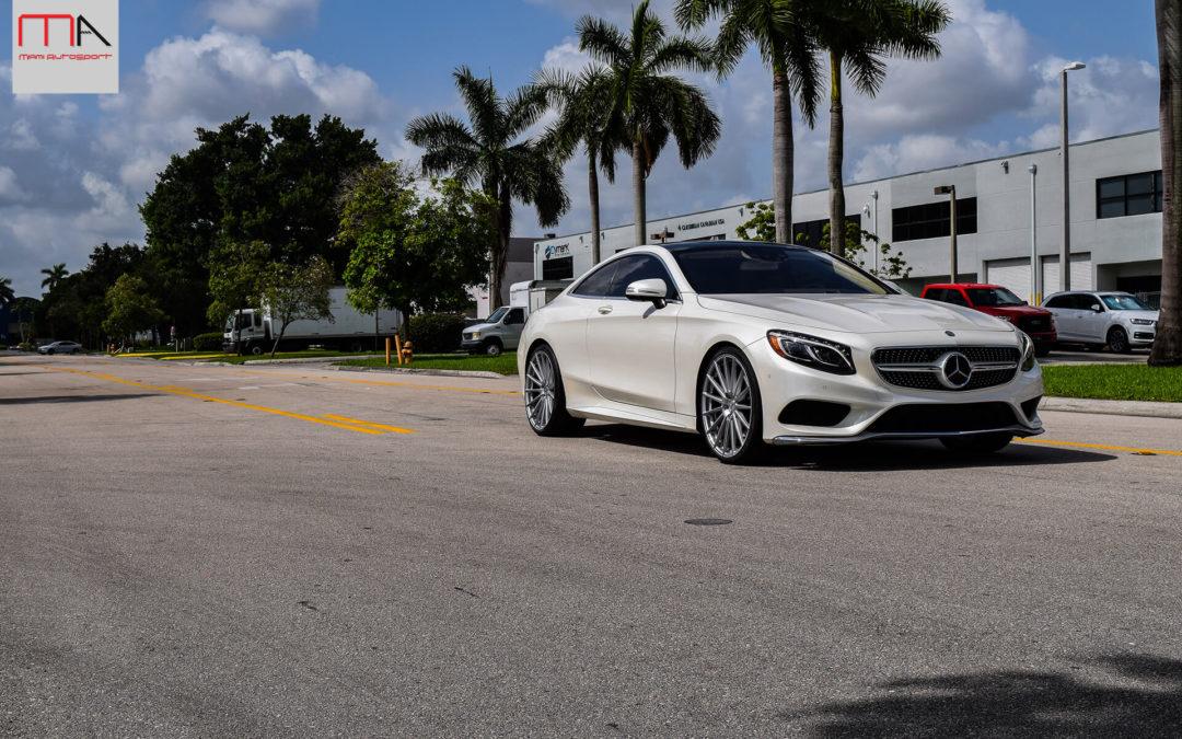 Mercedes-Benz S550