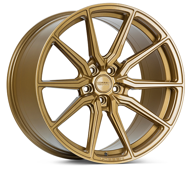 VOSSEN HF-3 GLOSS GOLD