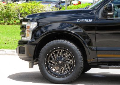 FORD F150 FRONT
